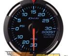 Defi Синий Racer Датчик - Boost