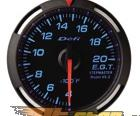 Defi Синий Racer Датчик - E.G.T.