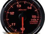 Defi Красный Racer Датчик - Volt
