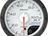 Defi Advance CR Датчик 52MM давление масла Белый [DF08101]