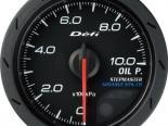 Defi Advance CR Датчик 52MM давление масла Чёрный [DF08102]
