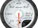 Defi Advance CR Датчик 52MM давления топлива Белый [DF08201]