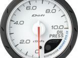 Defi Advance CR Датчик 60MM давление масла Белый [DF08901]