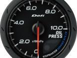 Defi Advance CR Датчик 60MM давление масла Чёрный [DF08902]