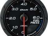 Defi Advance CR Датчик 60MM давления топлива Чёрный [DF09002]