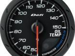 Defi Advance CR Датчик 60MM температуры масла Чёрный [DF09102]