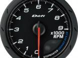 Defi Advance CR Датчик 60MM тахометр 9K RPM Чёрный [DF09402]