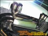 Dixis Титан выхлоп - BMW E46 M3 60mm piping / 76mm tips