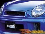 Решётка радитора Dolphin на Subaru WRX 02-03