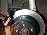 EBC Brakes Ultimax Slotted Sport передний  Rotor 10.8-Inch Toyota Tacoma 2WD 2.7 | 4.0 05-14