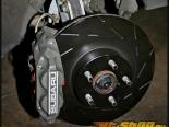 EBC Brakes Ultimax Slotted Sport передний  Rotor 11-Inch Nissan Versa 1.8 07-14