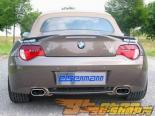 Eisenmann нержавеющий Axleback выхлоп 2x160x80mm Oval Tip BMW Z4 M 3.2L 06-08