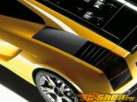 Elite Карбоновый Quarter Panel Air Intake Lamborghini Gallardo 03-12