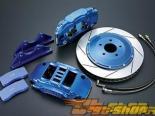 Комплект тормозной системы на Honda S2000 00+              Перед 6 поршней       Endless