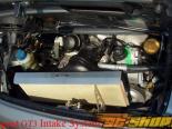 FabSpeed Performance Air Intake System Porsche 996 GT3 00-05