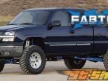 Fabtech 7in Crossmember System Chevrolet Silverado 1500 2WD Crew Cab 04-06