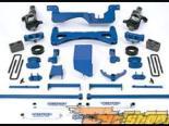 Fabtech 6in Lift System Chevrolet Silverado 2500 HD 01-08