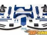 Fabtech 6in Lift System Dirt Logic 2.5 койловеры Chevrolet Silverado 1500 4WD 07-08