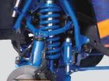 Fabtech 9in System Chevrolet Silverado 2500 HD 4WD 07-08