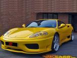 Аэродинамический обвес NR Auto Enhancement на Ferrari 360 99-05