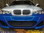 Передний бампер FK Auto Sport на BMW 3-Series E46 99-05 (All)