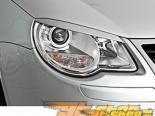 FK Auto передние фары Covers Volkswagen EOS 05-10