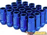 Godspeed Project Godspeed Type 3 50mm Lug Nuts 20 pcs. Set M12 X 1.25 Синий универсальный