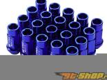 Godspeed Project Godspeed Type 3 50mm Lug Nuts 20 pcs. Set M12 X 1.5 Синий универсальный