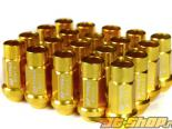 Godspeed Project Godspeed Type 3 50mm Lug Nuts 20 pcs. Set M12 X 1.5 золотой универсальный