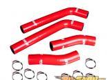Godspeed Project High Performance 4-PLY Красный Radiator Silicone Комплект патрубков Toyota MR2 MR-S Spyder ZZW30 1ZZ-FE 1.8L 00-07