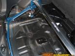 GTSPEC задний багажник Cage System (includes задний Strut Brace) 4 части комплект (08+ WRX/STI) [GTS-SUS-1345]
