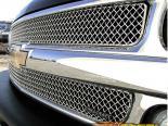 Вставки в верхнюю решётку радиатора Grillcraft SW Series для Chevrolet Suburban 00-06