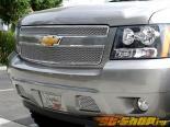 Вставки в решётку переднего бампера Grillcraft SW Series для Chevrolet Tahoe 07-08