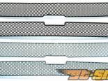 Верхняя решётка радиатора Grillcraft MX Series на Chevrolet Suburban 00-06