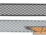 Верхняя решётка радиатора Grillcraft MX Series для Honda Accord 96-97