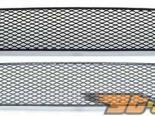 Вставки в верхнюю решётку радиатора Grillcraft MX Series для Subaru WRX 02-03