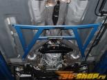 GTSPEC 4 Point Mid Chassis Reinforcement Brace Infiniti G35 03-07