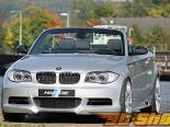 Карбоновые корпуса для зеркал Hartge на BMW 1 Series E82 & E88 08+