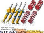 FK Auto High Tec спортивная подвеска комплект 35/40mm Volkswagen Jetta 99-05