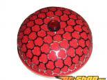 HKS Super Mega Flow Reloaded Standard Filters Limited Edition Красный