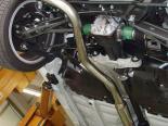 HKS Legamax Premium выхлоп Center Pipe Subaru WRX STI 08+