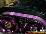 HKS Fine Tune Приводной ремень Toyota MR2 85-89