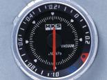 HKS Chrono DB Vacuum Meter 60mm Electronic Чёрный