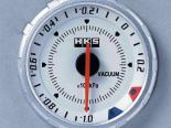 HKS Chrono DB Vacuum Meter 60mm Electronic Белый