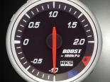 HKS RS DB Boost Meter 60mm Electronic Чёрный/Amber