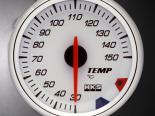 HKS RS DB Temperature Meter 60mm Electronic Белый