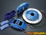 Endless 6 POT Safety Braking System Inch-Up 2 комплект CCR передний  Nissan 350z/G35