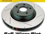 DBA EVOX 08+ передний  тормозные диски Slotted