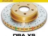 DBA EVO X 08+ передний  Drilled & тормозные диски