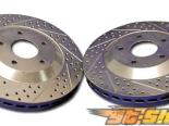 BAER передний  Single-части EradiSpeed Rotor Set Corvette C4